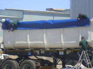 Carrier Tarpaulin covers