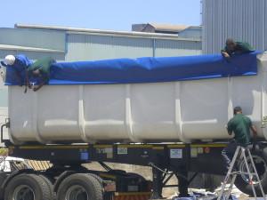 Carrier Tarpaulin covers